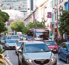 Trial Run Of Kl Road To Begin On April 1