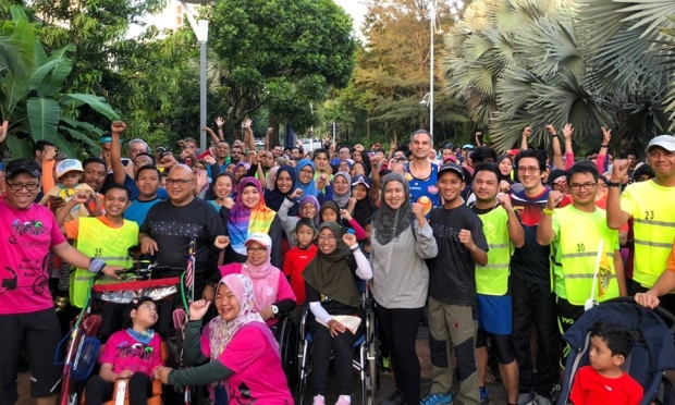 Putrajaya between 20 world cities to be the location of the Parkrun international run program