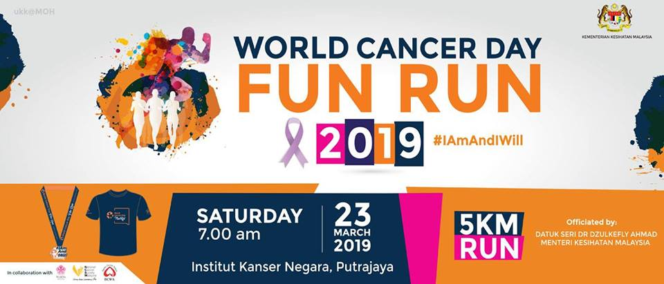 World Cancer Day Fun Run