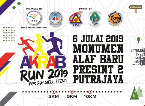 Akrab Run 2019