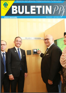 Putrajaya Smart City Redprint May 2019